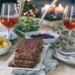 Vegan Weihnachten Rezet Braten