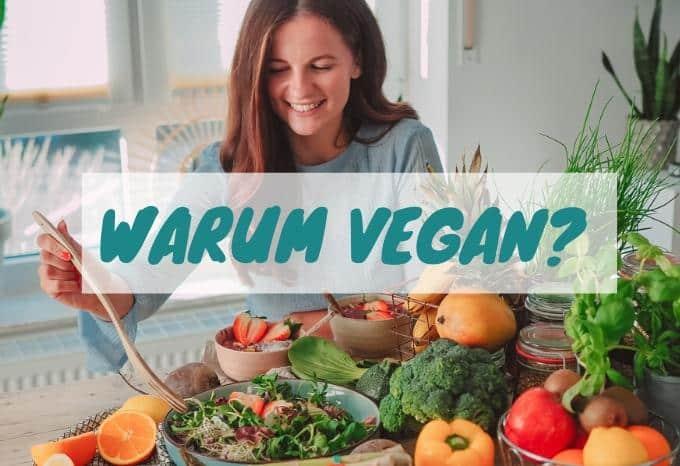 Gründe für Veganismus