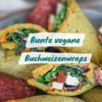 Glutenfreie Buchweizenwraps