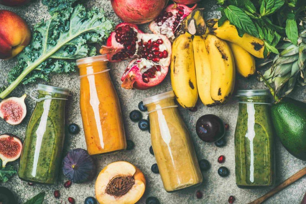 Notwendige Supplemente für Veganer